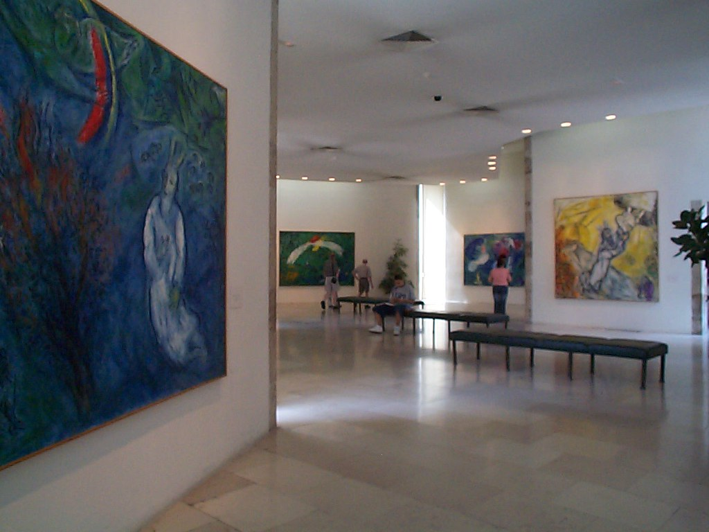 Marc Chagall Museum, Nice