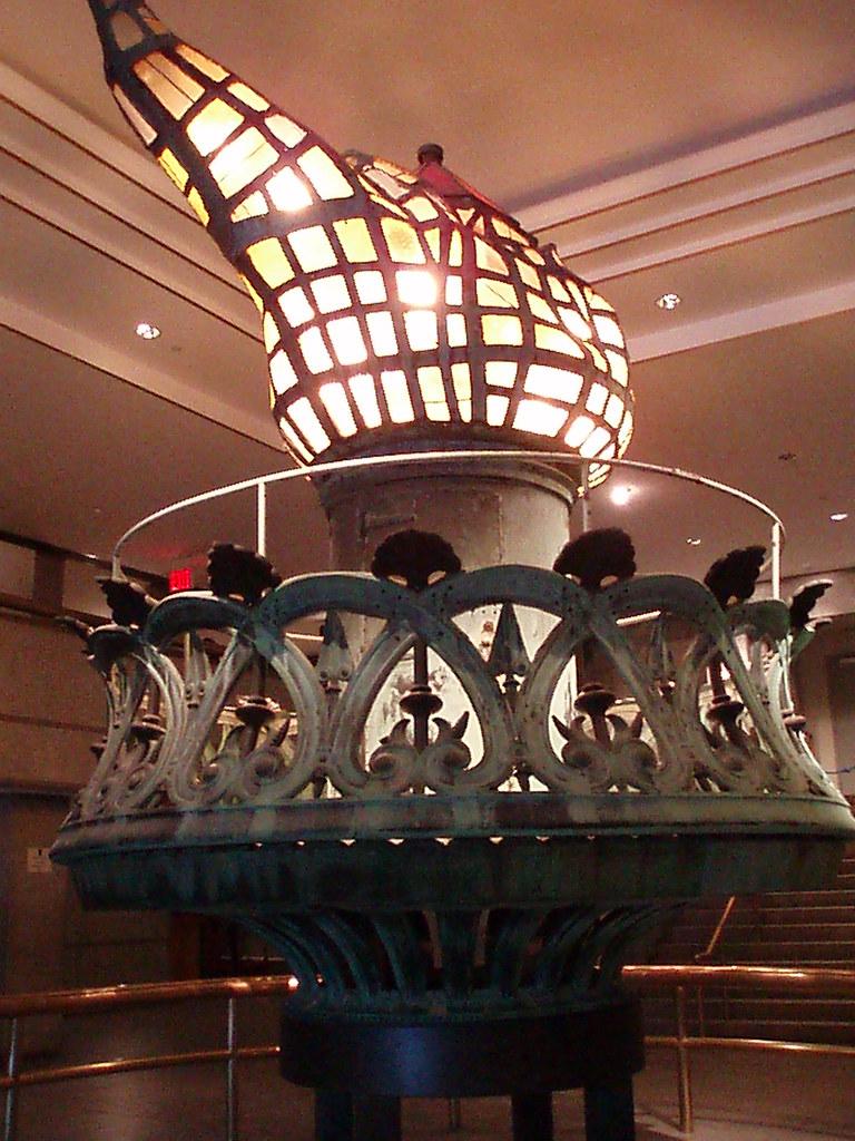 Statue of Liberty Torch | Eddie~S | Flickr