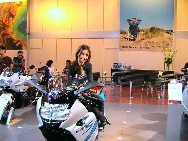 Thai Biker Girl