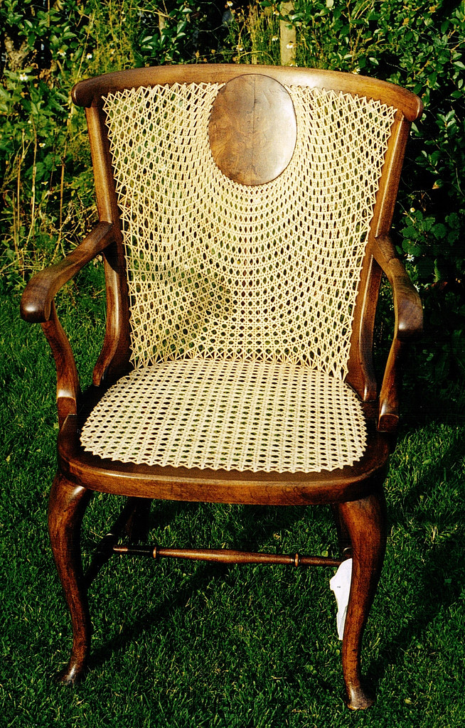 Sunrise Back Cane Chair A Very Attractive Chair With