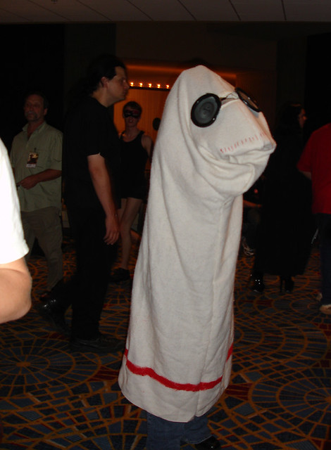 Dragoncon Sock Puppet Costume Leah Riley Flickr