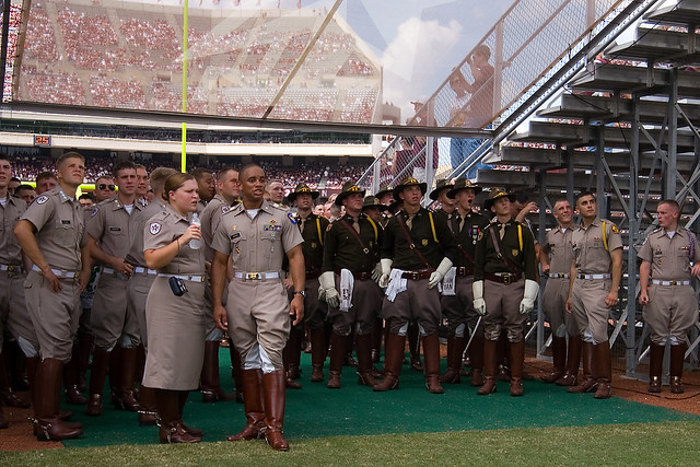 texas a m corps of cadets march in 2015 megan jewell photography