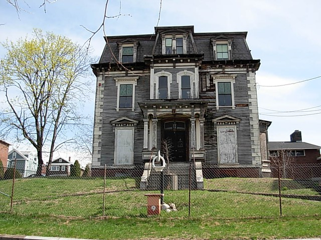 Haunted house watertown ma norman bates didn 39 t live for Building a house in ma
