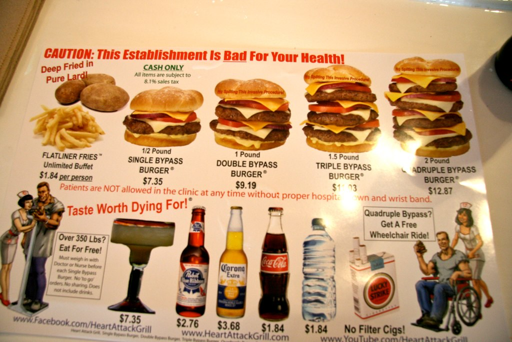 heart attack grill 350lbs people need not reach for