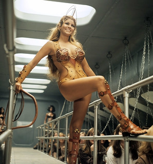 Raquel Welch: Priestess of the Whip | by The Cardboard America Archives
