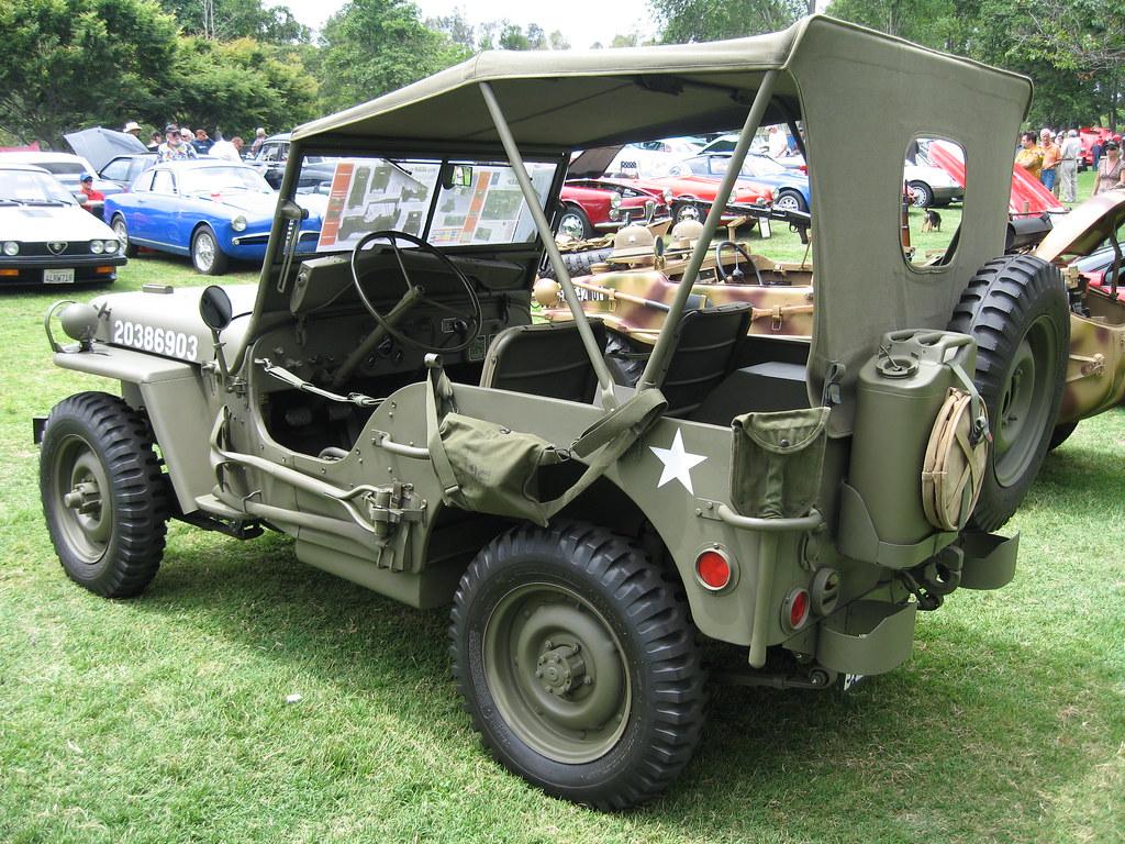 Jeep Huntington Beach >> 1943 Ford GPW military Jeep | A 1943 Ford GPW military ...