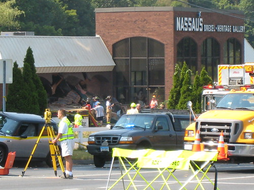Route 44 crash, 09-07-07 | by WNPR - Connecticut Public Radio