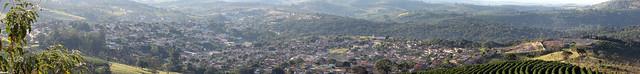 A cidade de Cambuquira