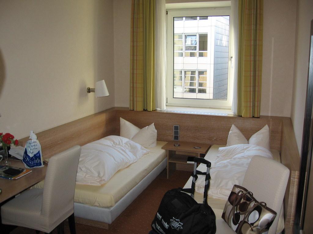 Hotel Jedermann In Munchen