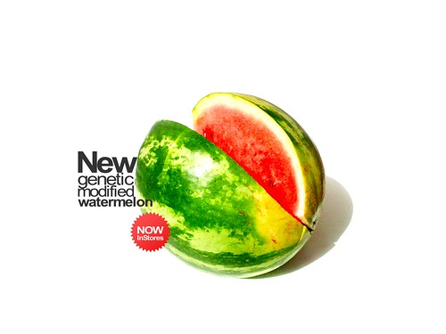 New Genetically Modified WaterMelon | by Johnny_kgc