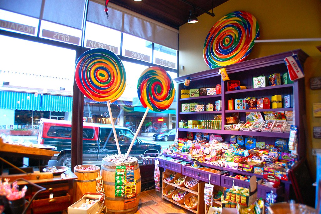 The Candy Vault Lollipops New Blog Swelldesigner