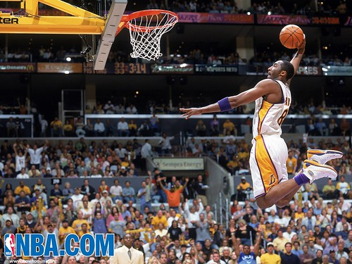 Kobe Bryant Dunking | by HowtoDunk.org