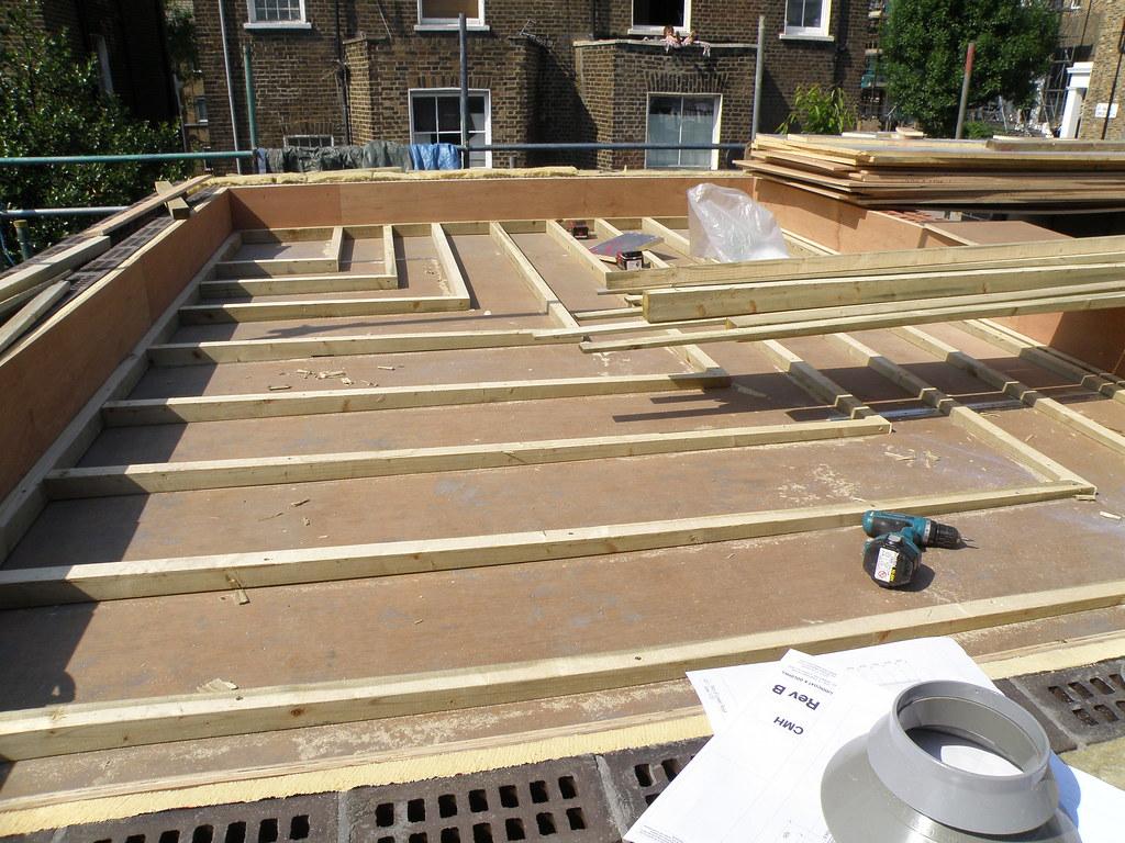 June 2010 Roof Firrings Installed Liddicoat Amp Goldhill