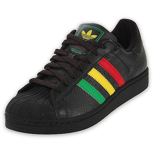 Red Yellow And Green Dc Shoes
