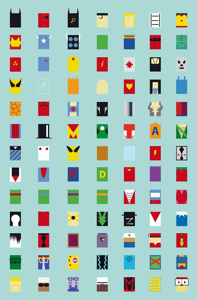 Marvel Symbols List 69304 Trendnet
