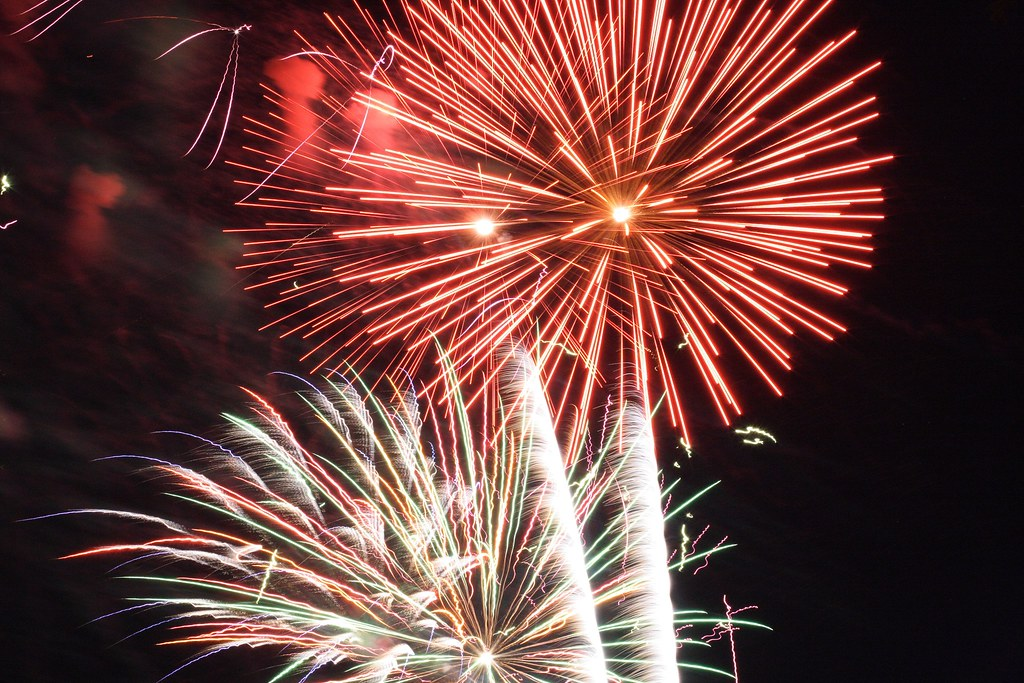 City Of Ames Fireworks