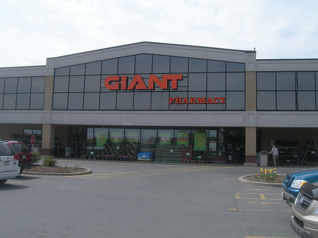 Giant Food Store Warminster