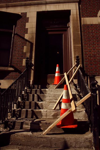 State Street stoop