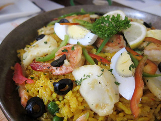 Seafood Paella at O'sonho | by karlaredor