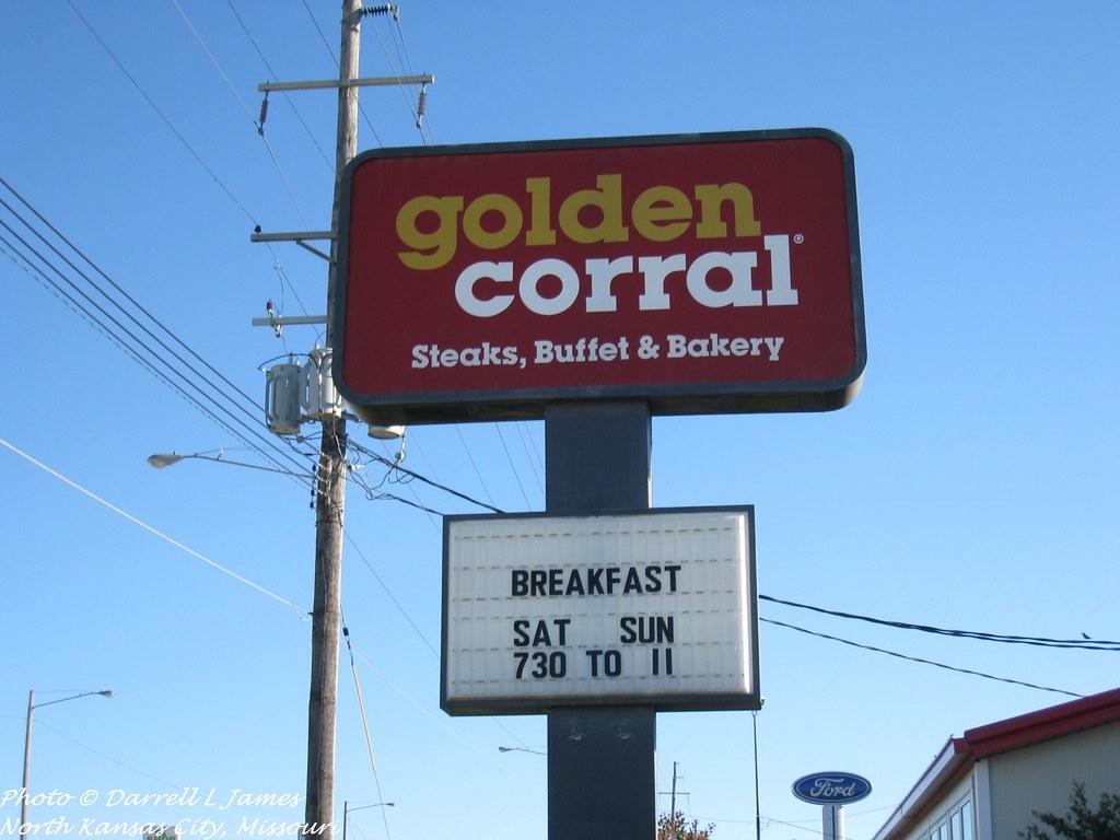 golden corral thanksgiving menu prices
