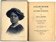 emma goldman anarchism and other essays citation