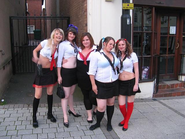 Tamworth girls