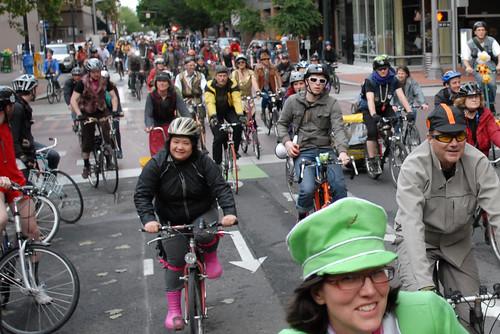 Pedalpalooza 2010 Kickoff Parade-30