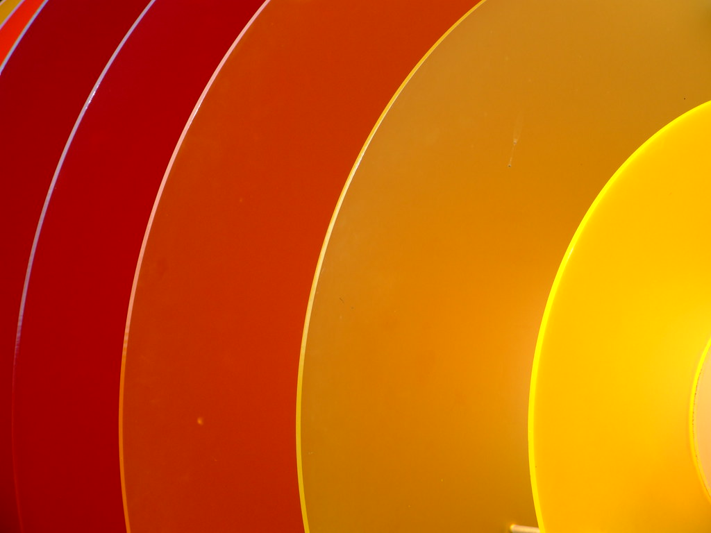 Yellow Shades all sizes | jodrell bank - shades of yellow orange red | flickr