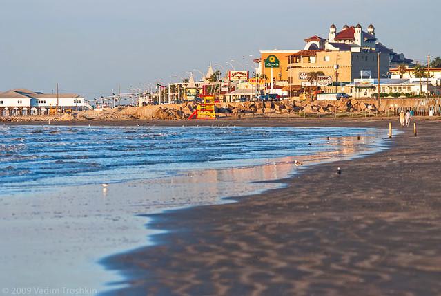 Galveston Beaches Scenes From Galveston Island Beaches