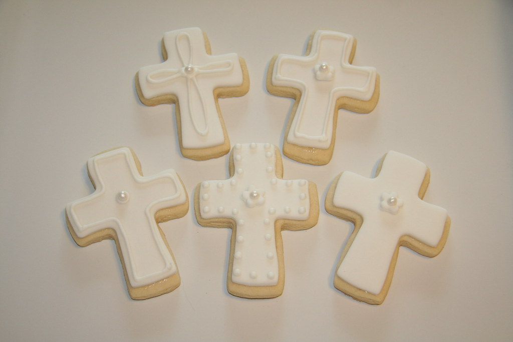 Baptism Cookies My Husband Was Baptized Today The