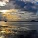 Low Tide Sunset - Whitsunday Islands