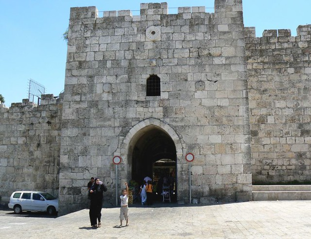 Report From Jerusalem >> Jerusalem - Herod's gate | See more picture from the Holylan… | Flickr