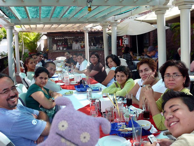 La Terraza Restaurant Cafe Puerto Vallarta