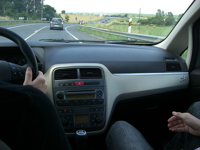 fiat punto interior a prova fiat grande punto www cotxe8 flickr