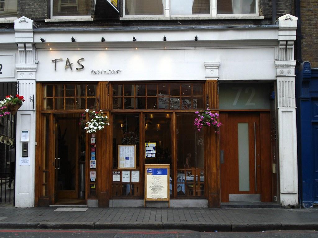 Turkish Restaurant Near London Bridge