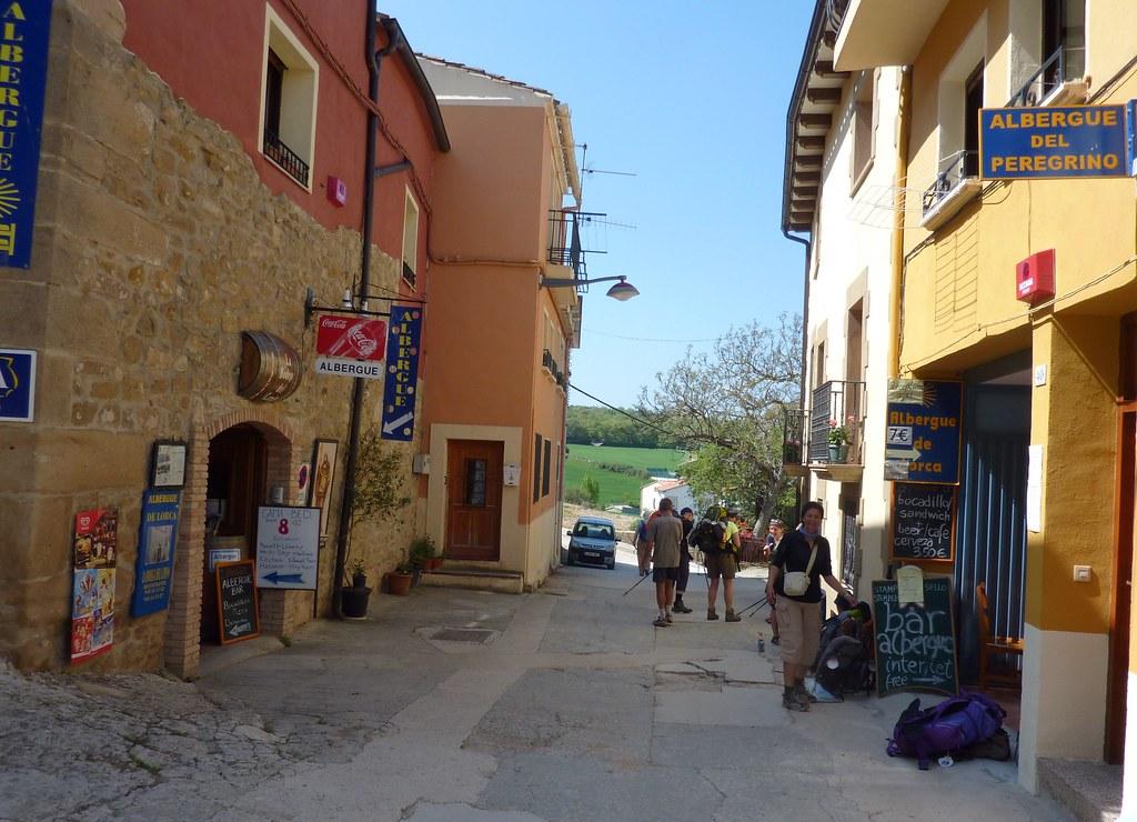 Lorca, Navarra - Camino de Santiago