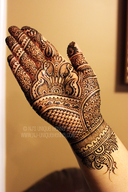 Intricate Mehndi Patterns : Creative henna designs intricate makedes