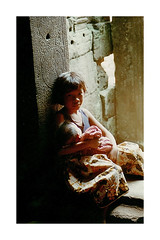 Angkor Girl by g e c k t r e k