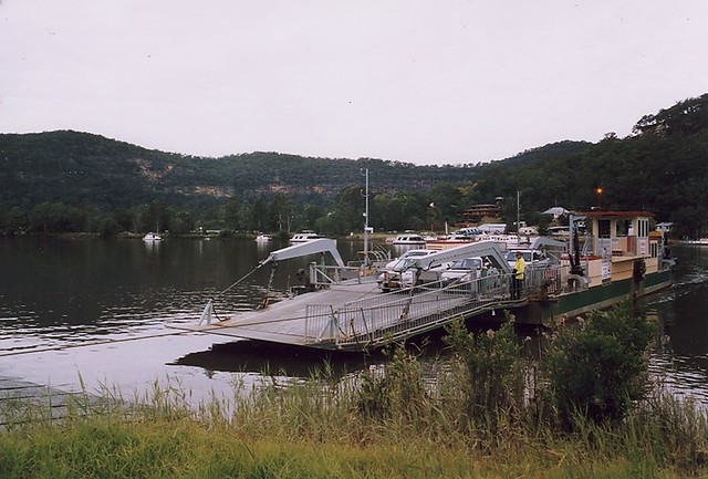 Wisemans Ferry Australia  City new picture : Wisemans Ferry, Hawkesbury River Webbs Creek | Flickr Photo ...