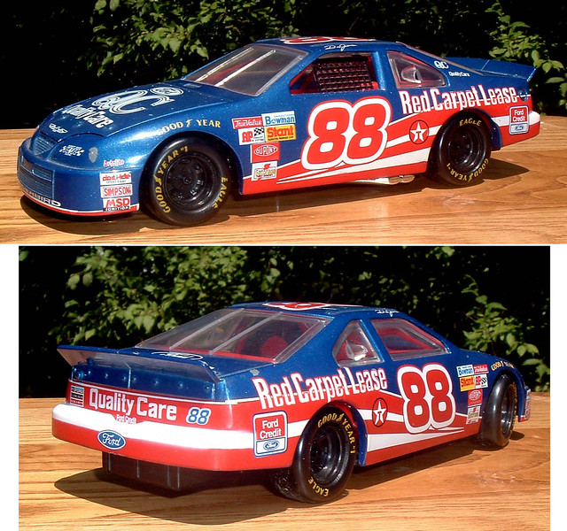 Dale Jarrett 88 1996 Paint Scheme I Think This Was The