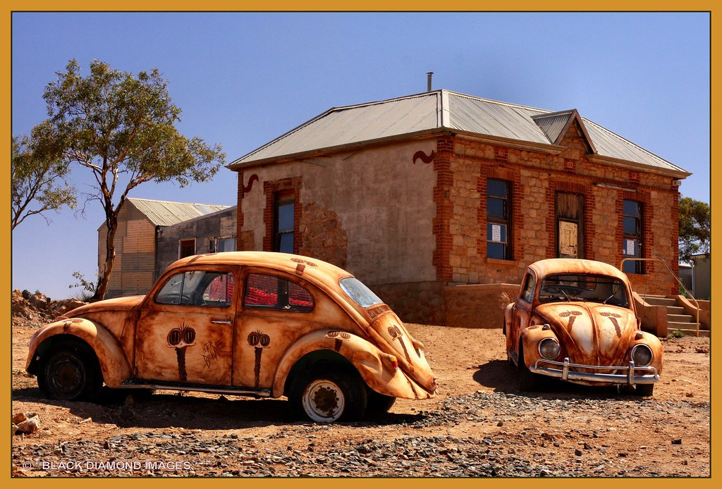 Broken Hill Australia  city pictures gallery : Volkswagons at Silverton, Near Broken Hill, NSW, Australia… | Flickr
