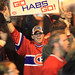 Montreal Canadiens Fan Celebration - Go Habs Go