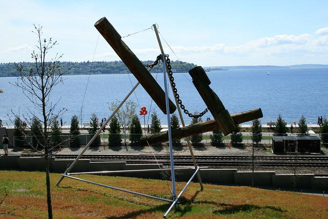 Seattle Art Museum Sculpture Park Explore Randy Stewart