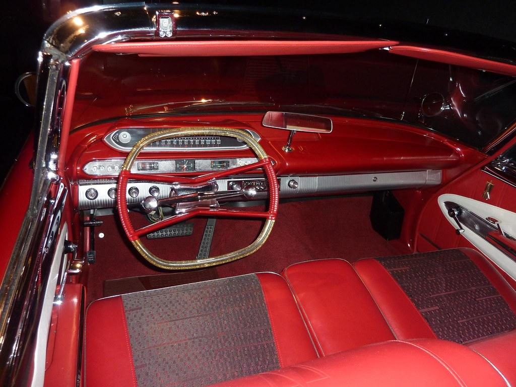 1960 Plymouth Fury Dash   Photos taken at the Blackhawk ...