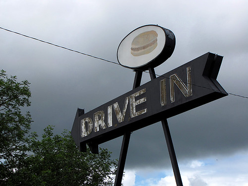 Drive In | by Vintage Roadside