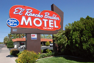 El Rancho Boulder Motel | by Nick Leonard