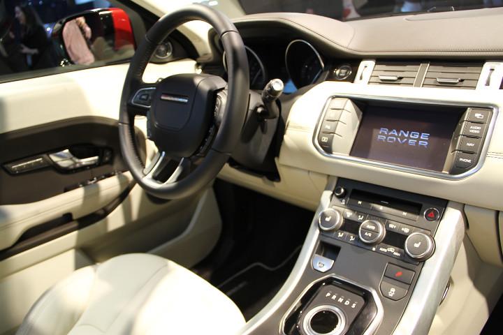 Range Rover Evoque 5 Door Interior Flickr