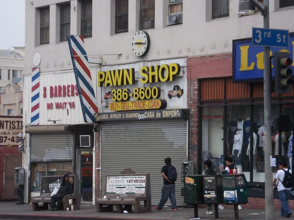pawn shop in california