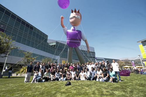 Yahoo! Mail team peeps | by Jeremy Johnstone