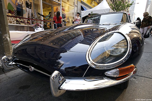 Harold S Jaguar I Can T Help It Every Time I See One Of T Flickr